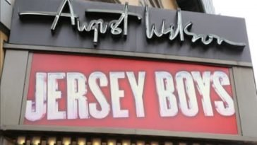 Head out and see the Jersey Boys