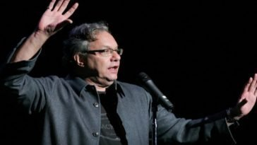 It's All About Getting Tickets to Lewis Black