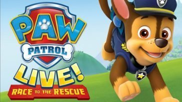 Best Time to buy Paw Patrol Tickets