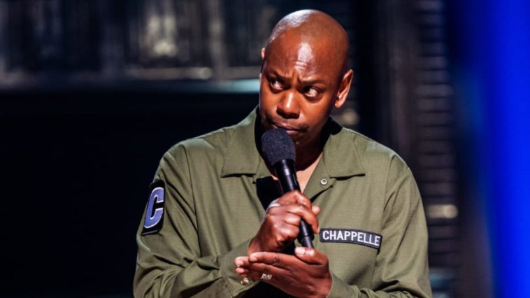 Dave Chapelle live On Stage in a City Near You