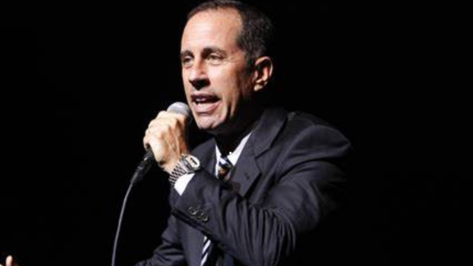How About Seeing Jerry Seinfeld Live in Person