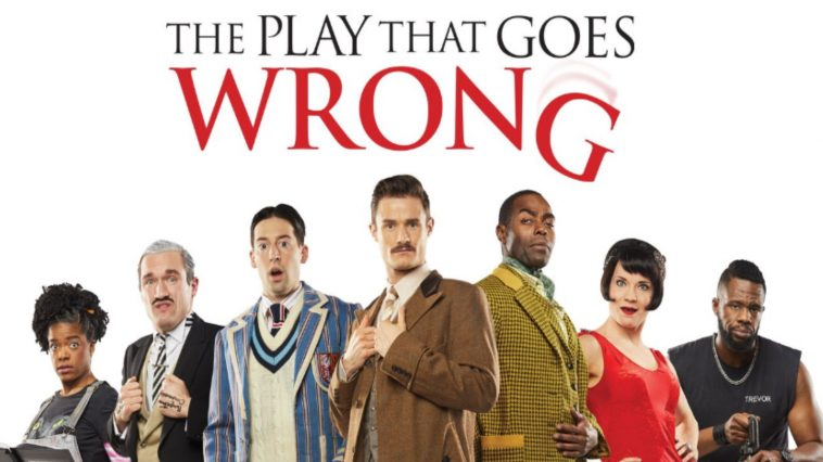 This is the Right Time to get The Play that goes Wrong Tickets