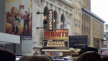 See Hamilton at the Richard Rodgers Theatre