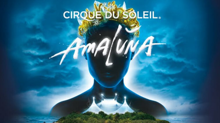 Best Time to see Amaluna