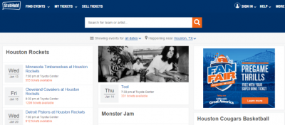 Get the Fully Loaded StubHub Review