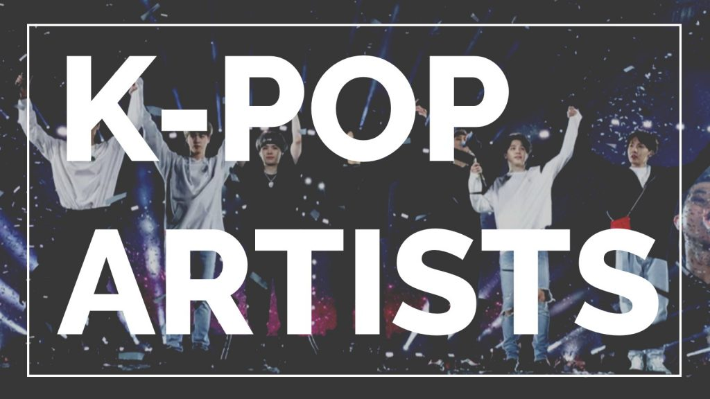 Get K-Pop Tickets to Numerous Artists