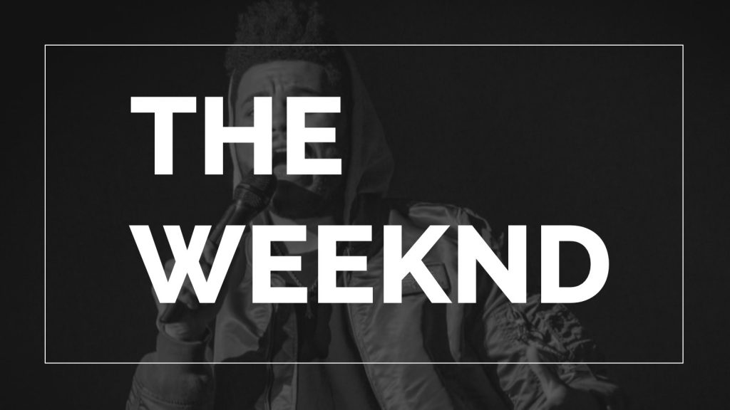 Get the Best Seats to The Weeknd