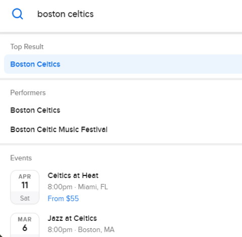 Is SeatGeek Search Reliable